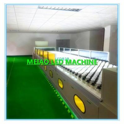 LED bulb aging line machine