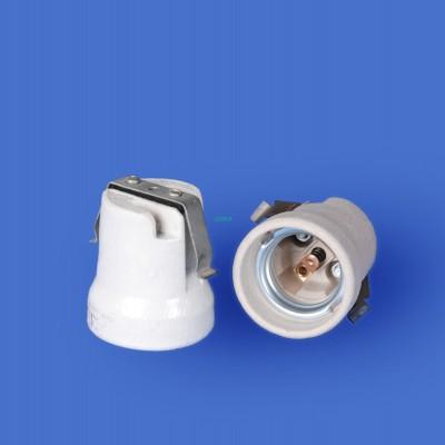 E27 F519+158 Porcelain lampholder