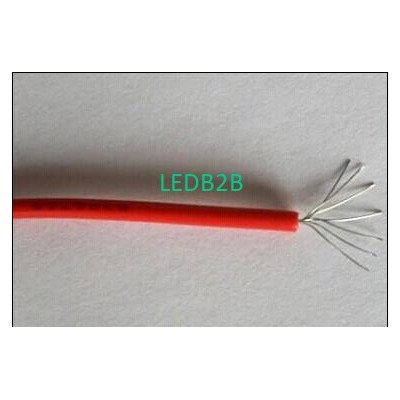 UL 1015 26AWG Red Cable