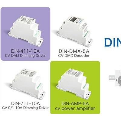 0-10V, 1-10V LED Dimming Driver(D