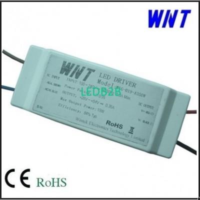 WINTEK 9-25w constant current led