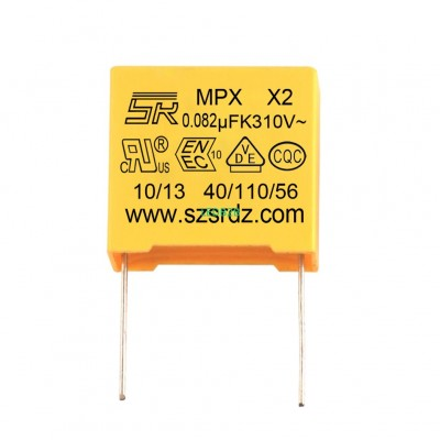 0.082uF 275V Polypropylene Safety