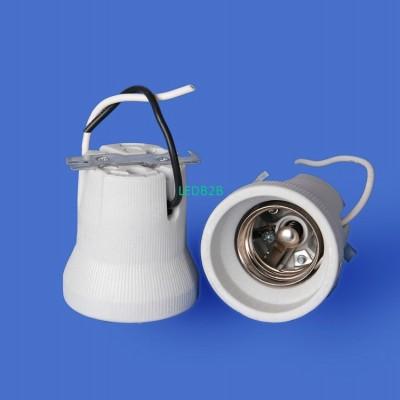 E40 110N-1+TX Porcelain lampholde