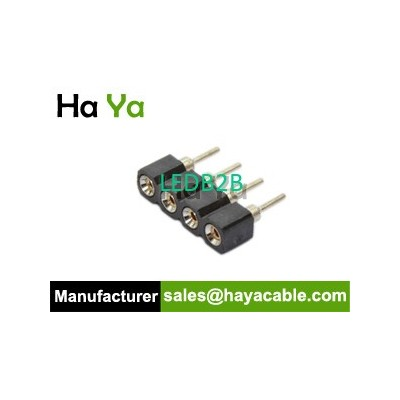 4 Pin LED Strip Connector Male To