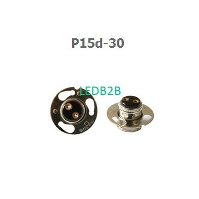 P15d-30 lamp bases