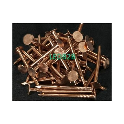 Copper Roofing Nails - Used in Hi