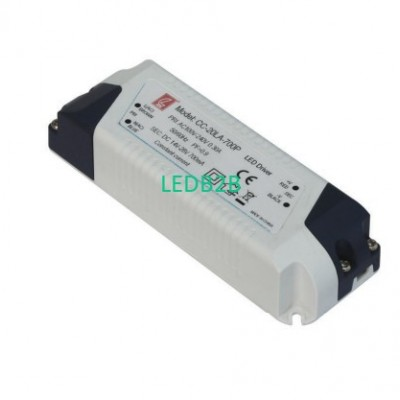 20W Elongated Constant Current Dr