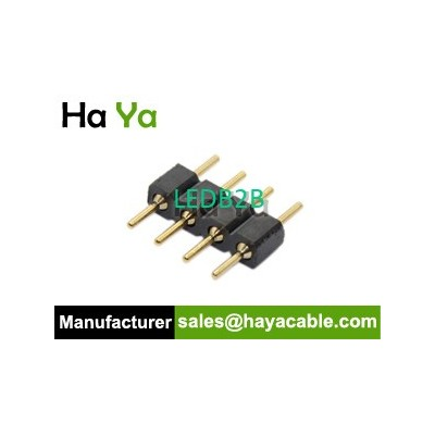 4 pin connector for RGB LED Strip