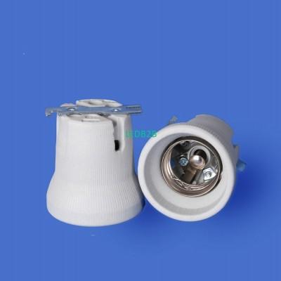 E40 110N-1+T Porcelain lampholder