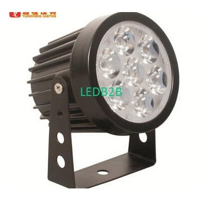 7W drum lamp shell