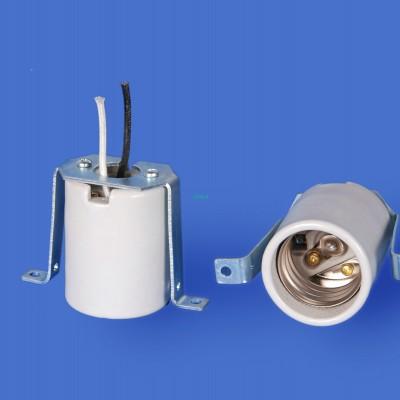 E39 F547-5N+BKT Porcelain lamphol
