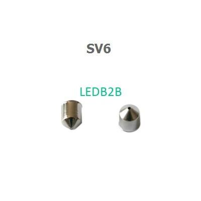 SV6 lamp bases