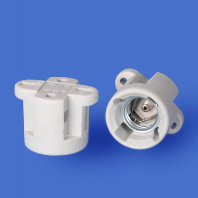 E27 104 Porcelain lampholder——M