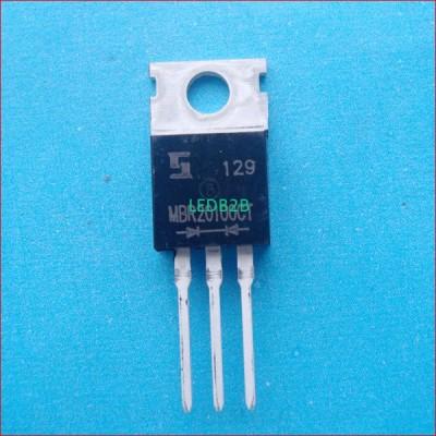 20 Ampere Series Schottky Barrier