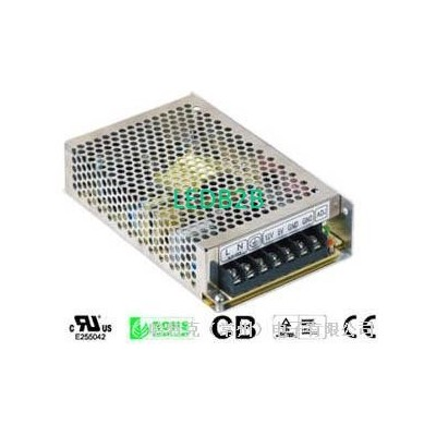 60W Dual Output Certified Power S