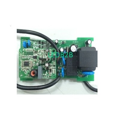 TDX lamp controller