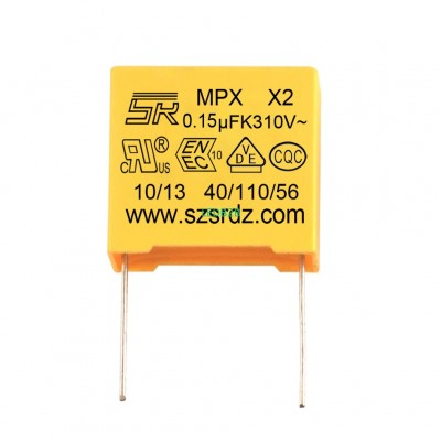 0.15uF 275V Polypropylene Safety