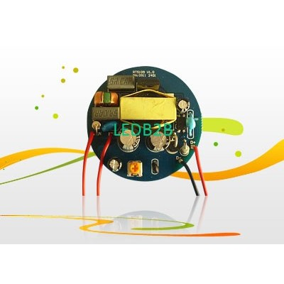 LED bulb driver (Inner design)