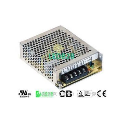 40W Single Output Certified Power