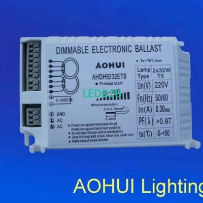 1-2Square type Dimmable Electroni