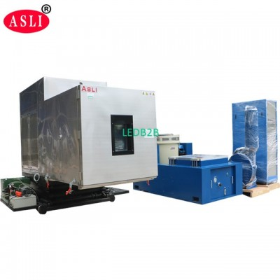 Climatic combined vibration test