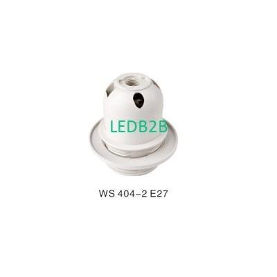 WS 404-2 E27 PLASTIC LAMPHOLDER