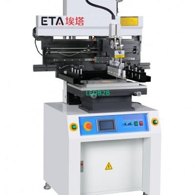 Semi Auto Stencil Printing Machin