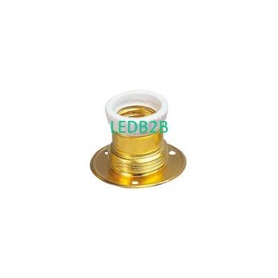 E27 metal lampholder