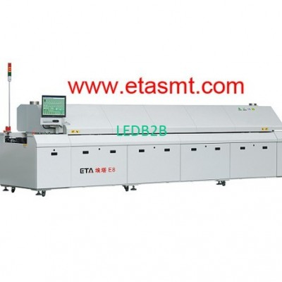 Reflow Oven for PCB Soldering Lea