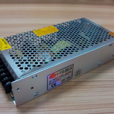 12V 15A switch power supply