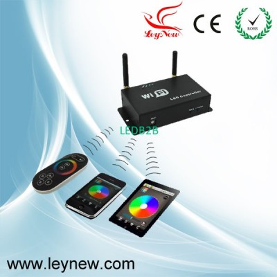 New WiFi LED Controller - Smartph