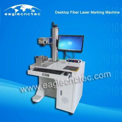 Stand Fiber Laser Marking Machine