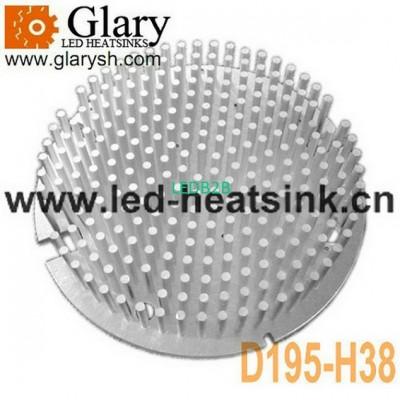 195mm Cold Forging Aluminum Pin F
