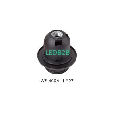 WS 406A-1 E27 PLASTIC LAMPHOLDER