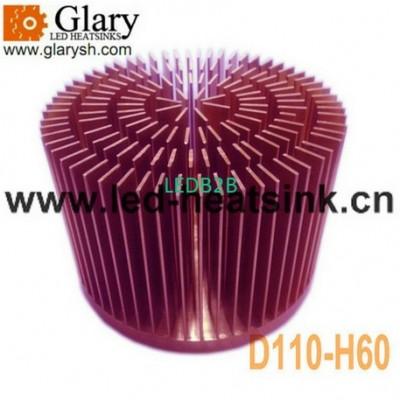 110mm Cold Forging Aluminum Heats