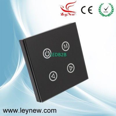 LED RGB Touch panel controller