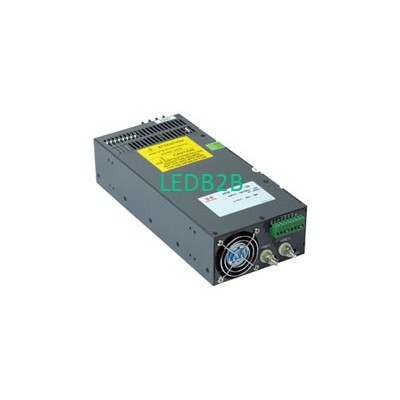 600W Single Output With Parallel