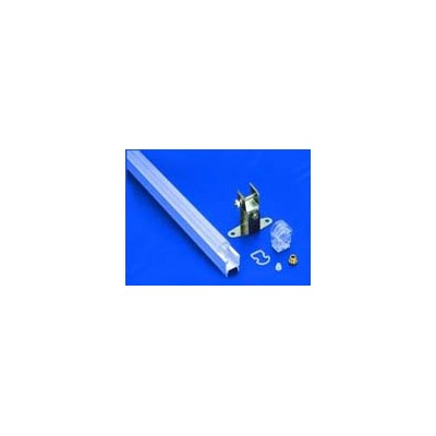 ZY-336 crystal tube with aluminum