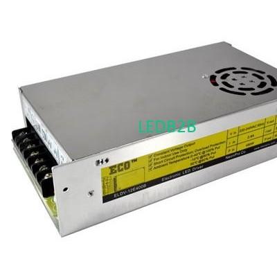 400W 12V mesh case Indoor LED dri