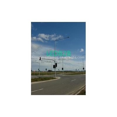 road light pole