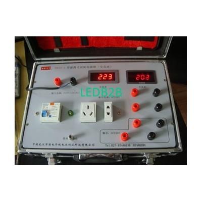 type portable power box single-ph