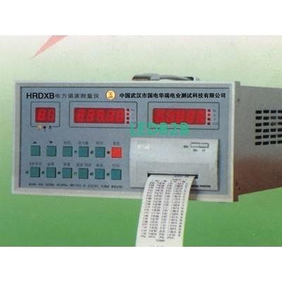 Power harmonic meter