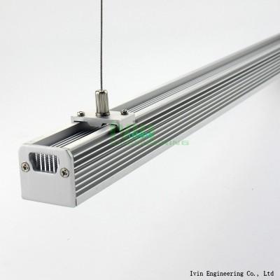 Aluminum profile hanging lighting