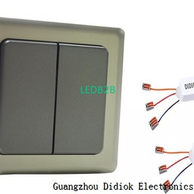 Buying Double LED Coloured Dimmer