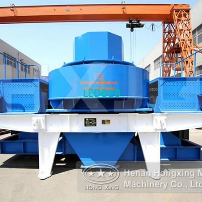 sand making machinery