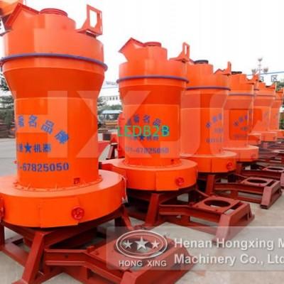 high pressure suspension grinding