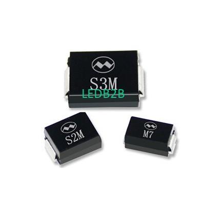 STD rectifier diode GS2A-GS2M
