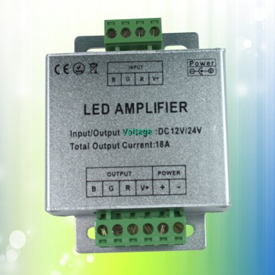 LED Strip connector RGB Amplifier