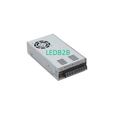 320W Single Output Certified With