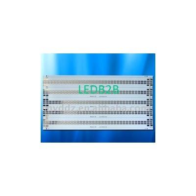 Single side Aluminum V-CUT PCB
